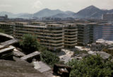 Hong Kong, view of Shek Kip Mei Estate public housing complex