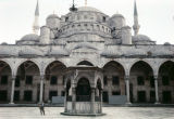 Istanbul, Mosque of Sultan Ahmet I (Blue Mosque)