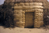 Timbuktu, thatched structure