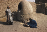 Timbuktu, outdoor oven