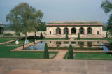 Lahore, Quadrangle garden in Lahore Fort