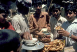 Rawalpind, street food vendor