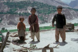 Karimabad, children