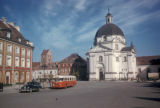 Warsaw, St. Kazimierz Church and New Town Market