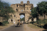 Delhi, ancient gate