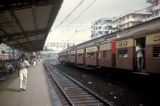 Delhi, train station