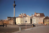 Warsaw, Castle Square and Column of Zygmunt III Waza