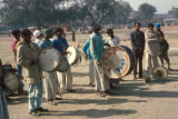 Delhi, Anand band drummers