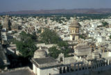 Udaipur, overview of city