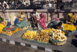 Udaipur, outdoor flower market
