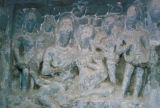 Ellora, carvings at Ellora Caves