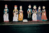 Udaipur, puppet show