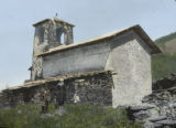 Monastery of St. Kvirike and St. Ivlita (Lagurka Church) in Svanetia