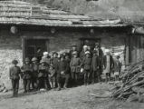 Grade school in Upper Svanetian village