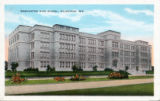 Washington High School, Milwaukee, Wis.