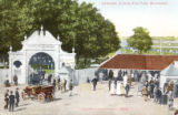 Entrance to State Fair Park, Milwaukee
