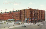 Milwaukee, Wis., The Plankinton House, Das Plankinton-Hotel
