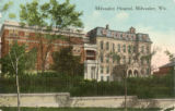 Milwaukee Hospital, Milwaukee, Wis.