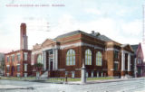 North-Side Natatorium and Library, Milwaukee