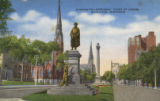 Washington Monument, Court of Honor, Milwaukee, Wisconsin