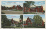 Milwaukee-Downer College, Milwaukee, Wis.