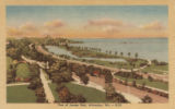 View of Juneau Park, Milwaukee, Wis. -- D-24