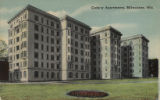 Cudahy Apartments, Milwaukee, Wis.