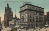 Free Press and Pabst Buildings, Milwaukee, Wis.