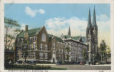 Marquette University, Milwaukee, Wis.