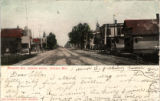 Packard Ave. looking north, Cudahy, Wis.