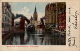 Grand Ave Bascule Bridge, Milwaukee