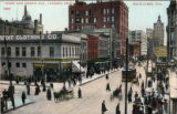 Third and Grand Ave., looking east, Milwaukee, Wis.