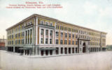 Milwaukee, Wis., Terminal Building, Electric Railway and Light Company