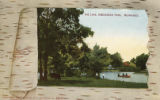 Lake, Kosciusko Park, Milwaukee