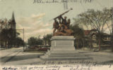 Soldiers Monument, Milwaukee