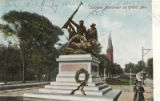 Soldiers Monument on Grand Ave.