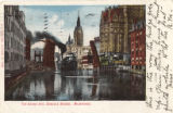 Grand Ave. Bascule Bridge, Milwaukee