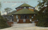 Pavilion, Washington Park, Milwaukee, Wis.