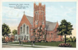 Immanuel Ev. Luth. Church, U.A.C., Teutonia and Lee St., Milwaukee, Wis.