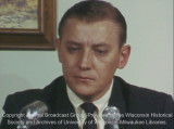 Milwaukee County Supervisor Richard Nowakowski press conference, August 30, 1967