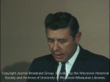 Mayor Meier press conference discussing the first housing march, August 29, 1967