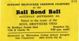 7 Bail Bond Ball card