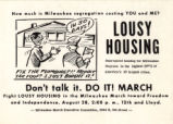 23 Lousy housing handout, 1965...