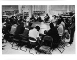 Meeting of NAACP commandos with James Groppi, circa 1967-1968