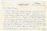 1-1 Kenneth Crooms letter, side 1