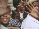 News film clip of a fair housing march in Milwaukee, likely September 2, 1967 [with sound and...