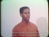 News film clip of Milwaukee high school students discussing the textbook controversy, February 16,...