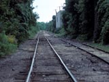 Riverwest, CMC Railroad tracks