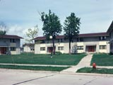 Highland Park public housing development