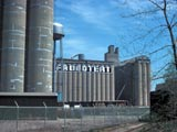 Froedtert Malt Corporation, barley elevators